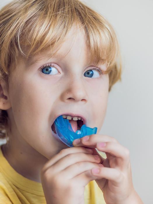 Детские трейнеры для зубов в Минске